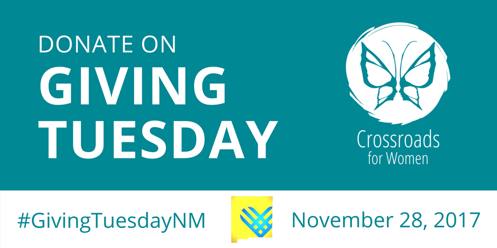 Donate on Giving Tuesday