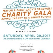 Mayor's Gala Save the Date 2017