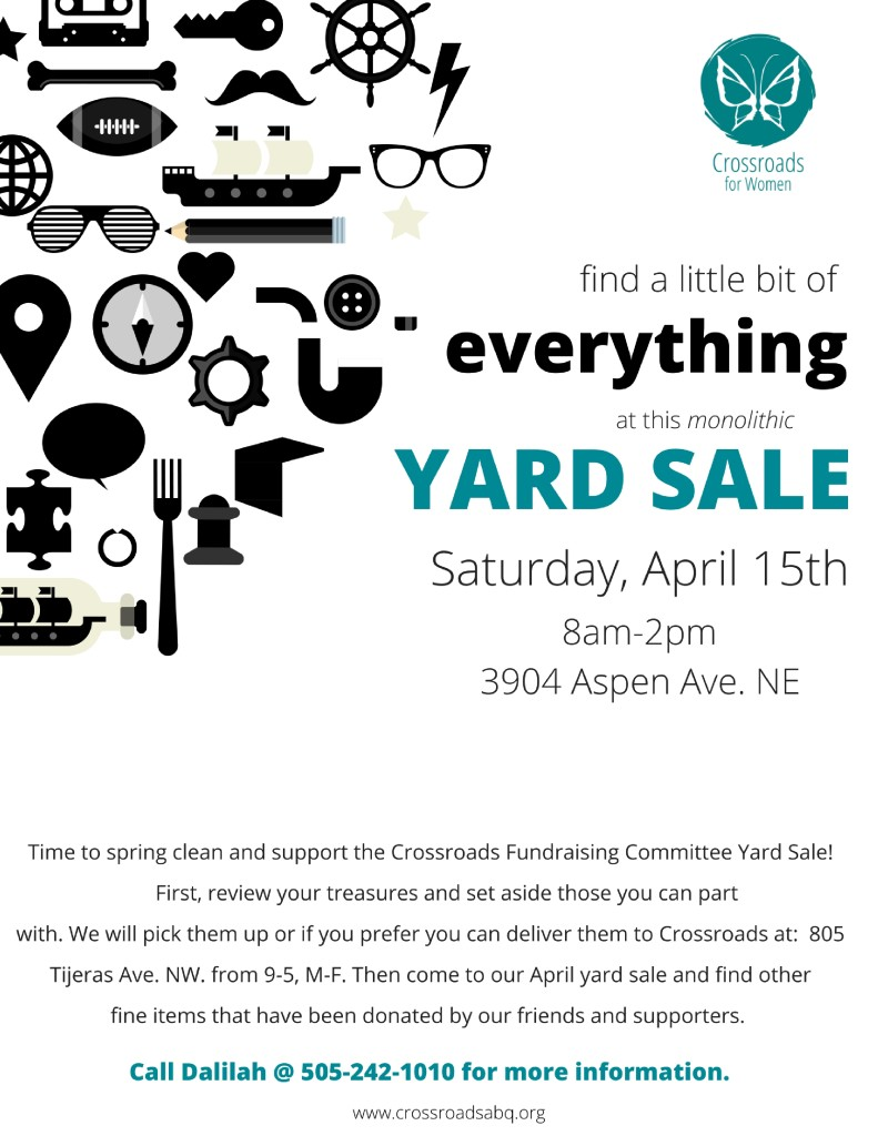 Yard Sale April 2017 JPEG Flyer